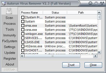 Autorun Remover Build serial